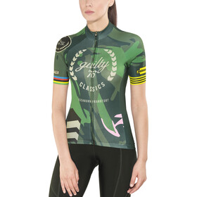 guilty 76 racing Classic Edition Trikot Damen
